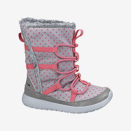 NIKE - Roshe Run Hi Flash Little Girls Sneakerboot