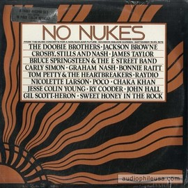Various Artists - NO NUKES (3LP Asylum ML 801)