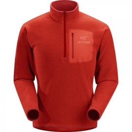 Arc'teryx - APACHE AR ZIP-NECK FLEECE JACKET