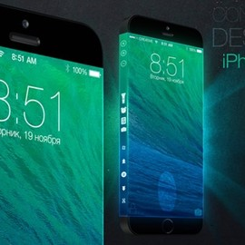 Apple - iPhone6 CONCEPT DESIGN