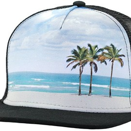 Lindo - Cool Trucker Hat - The Beach by Lindo (one size)
