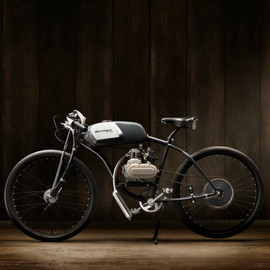 Derringer Cycles x Restoration Hardware - Restoration Hardware