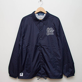 cup and cone - Coaches Jacket - Navy