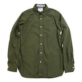 UNIVERSAL PRODUCTS - GAMBERT CUSTOM SHIRTS FOR UNIVERSAL PRODUCTS KHAKI