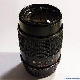COSINA - MC COSINON-T 135mm F2.8