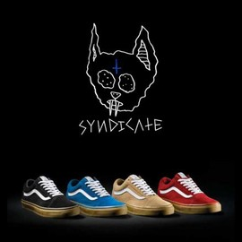 "Vans Syndicate - ODD FUTURE × VANS SYNDICATE OLD SKOOL PRO ""S"""