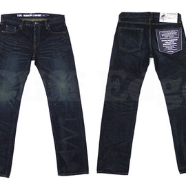 NEIGHBORHOOD - 【2012新作】NEIGHBORHOODWASHEDNARROWデニムパンツINDIGO240-000998-047-【新品】