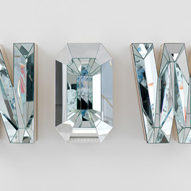 Doug Aitken - NOW (#2 mirror)