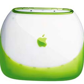 Apple - iBook G3 Clamshell Lime