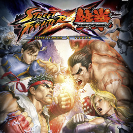 Capcom - Street Fighter X Tekken