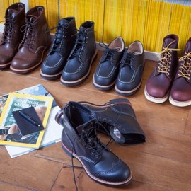 RED WING - Fall 2012 styles