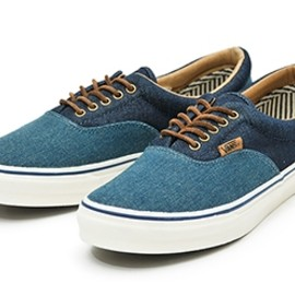 VANS - ERA V95CL DENIM SP13 BLUE/NAVY