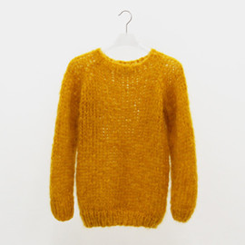 maiami - mohair basic sweater