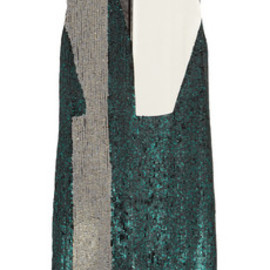 3.1 Phillip Lim - sequined silk dress