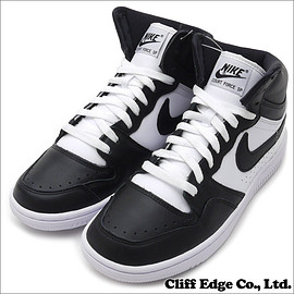 UNDERCOVER(アンダーカバー) x NIKE(ナイキ) - COURT FORCE/UNDERCOVER BLACK/BLACK-WHITE
