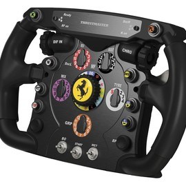 Thrustmaster - Ferrari F1 Wheel Add On for PS3/PC/Xbox One