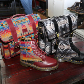 PENDLETON - Pendleton x Dr Martens Collection