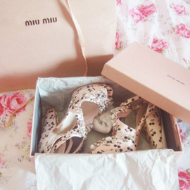 miu miu - Shoes