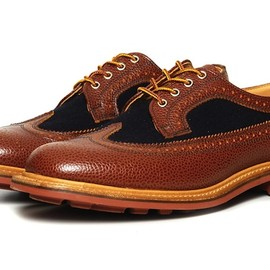 Mark McNairy - Mark McNairy Long Wing Brogue