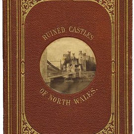 Bedford, Sedgfield and Ambrose - Ruined Castles of North Wales, 1864