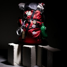 and wander × Monrõ - 40ℓ Back Pack