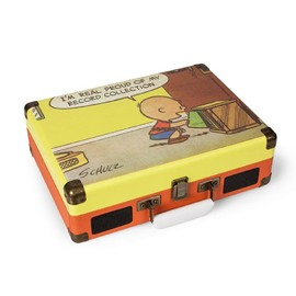 Crosley - CR8005A-PE Crosley Peanuts Cruiser Turntable / レコードプレイヤー 【ピーナッツモデル】