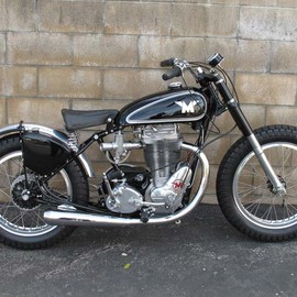 Matchless - G80RR Flat Track Racer