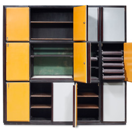 Charlotte Perriand - Kitchen Cupboard, Unique Piece, ca 1959