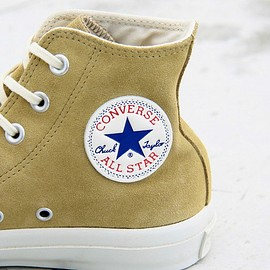 CONVERSE - CONVERSE × BEAUTY&YOUTH SUEDE ALL STAR HI