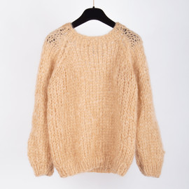 Maiami - Mohair Basic Sweater - SOLD OUT