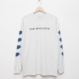 cup and cone - CD L/S - Ash