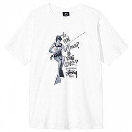 STUSSY - HOW DEEP IS YOUR LOVE TEE