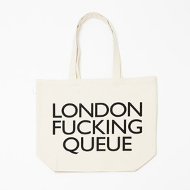 Anoraks - Life Is Journey Tote [London]