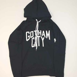NUMBER (N)INE - Food Parka_GOTHAM CITY(パーカー)|ネイビー