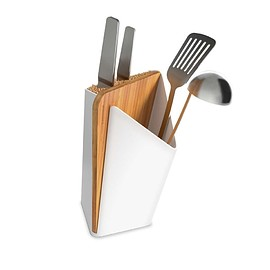 BLACK+BLUM - UTENSIL / KNIFE HOLDER + BOARD