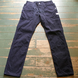 SASSAFRAS - FALL LEAF SPRAYER PANTS (SUMMER CORD-NAVY)