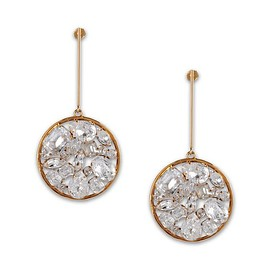 STELLA McCARTNEY - Stones Drop Earrings