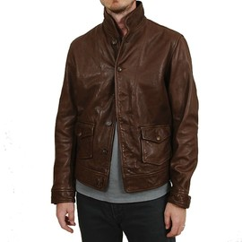 Levis VIntage Clothing - Levis VIntage Clothing Menlo Leather Jacket