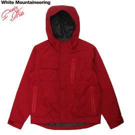 WHITE MOUNTAINEERING - GORE-TEX PACLITE STANDARD HOOD COACH JACKET