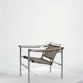 "Thonet Frères, Hélène Henry - ""Basculant"" chair, model no. B 301, Designed by Le Corbusier, Charlotte Perriand & Pierre Jeanneret, 1929"
