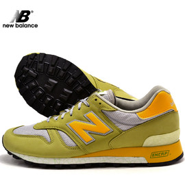 New Balance - M1300GYW GREEN/YELLOW made in ENGLAND