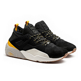 PUMA - Blaze of Glory Sock (Ice Cream) - Puma Black