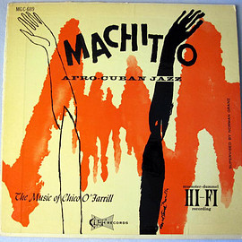 Machito ‎ - Machito ‎– Afro-Cuban Jazz - The Music Of Chico O´Farrill (Vinyl,LP)