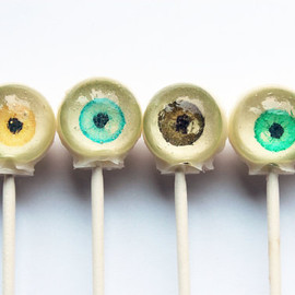VintageConfections - Eyeball Lollipops