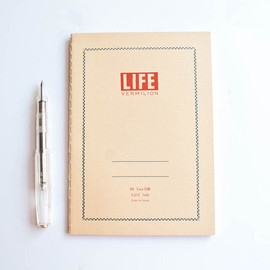 Izola - L!FE B6 Vermillion Notebook