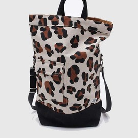 Mark McNairy New Amsterdam - Chester Wallace x Mark McNairy Tote Bags Leopard