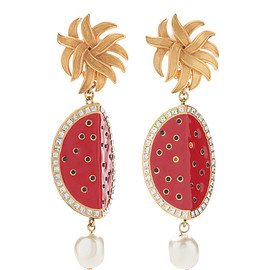 DOLCE&GABBANA - Watermelon Earrings