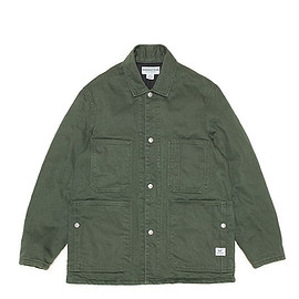 SASSAFRAS - Green Thumb Jacket+-Drill-Olive