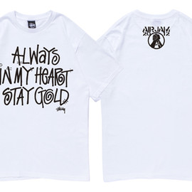STUSSY x AIR JAM 2012 - T-Shirt