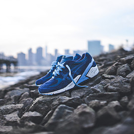 "Asics, Ronnie Fieg - Gel Sight - West Coast Project ""Atlantic"" & ""Pacific"""